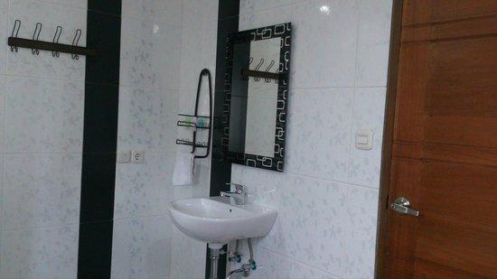Taco Corner Bathroom