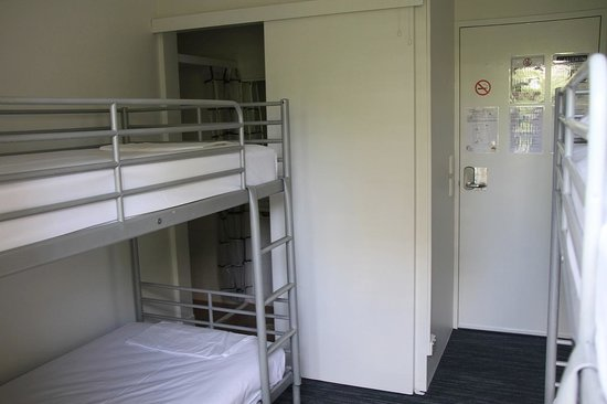 Gold Coast International Backpacker Resort: 4 bed Dorm