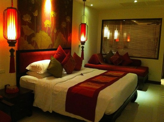 Rocky's Boutique Resort: Our room