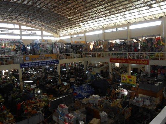Фан-Ранг-Тап-Чам, Вьетнам: Ну это местный ЧО - рынок