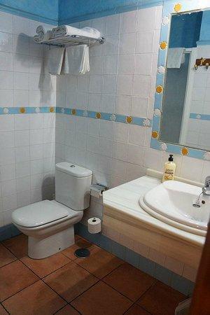Abadia Hotel Granada : Bathroom