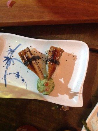 Mi Sushi : Cabo 2014