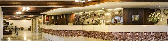 Hotel Annapurna: Front Desk