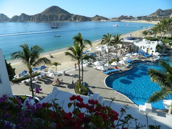 Pueblo Bonito Los Cabos: Morning view room 410