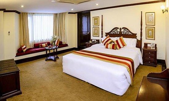 Hotel Annapurna: Regency Suite
