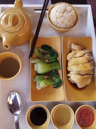 Renaissance Sanya Resort & Spa: Red Star Cafe