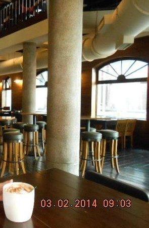 星巴克咖啡館