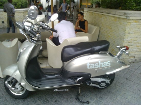 Tashas: Simpatico brand