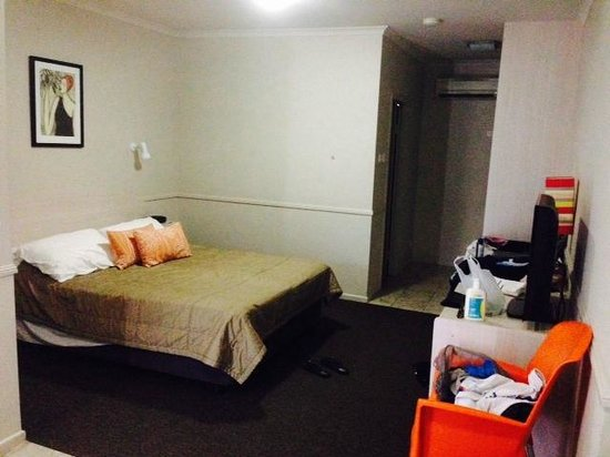 Comfort Inn Cairns City: Superior Room