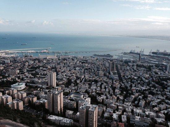 Dan Panorama Haifa: Day time