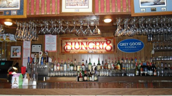 Hungrys North: Our bar