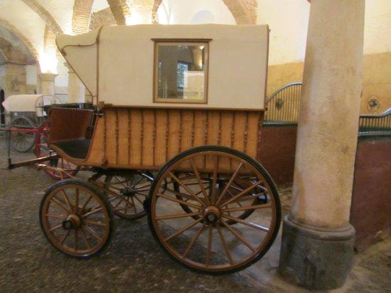 Caballerizas Reales de Cordoba: Старинные конюшни
