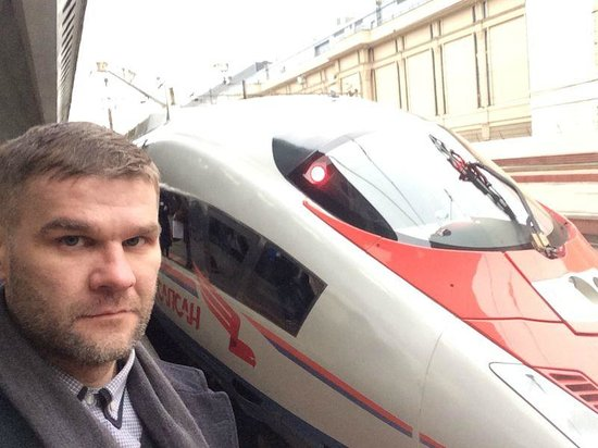 Sapsan Bullet Train: Сапсан. Низкий полет.