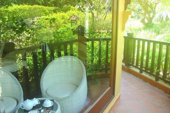 Poshanu Resort : Love this corner