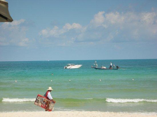Chaweng Noi Beach: Пляж чайвенг