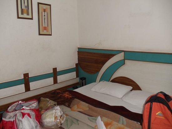 Hotel Hare Krishna: Уголок в нашем номере