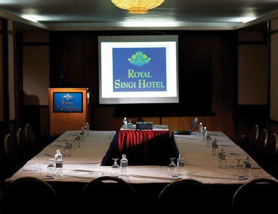 Royal Singi Hotel: Regal Hall
