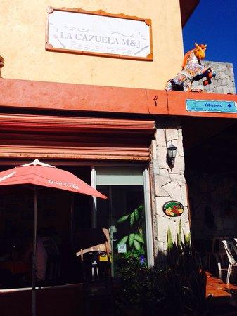 La Cazuela M & J: Sehr schönes Café! :)