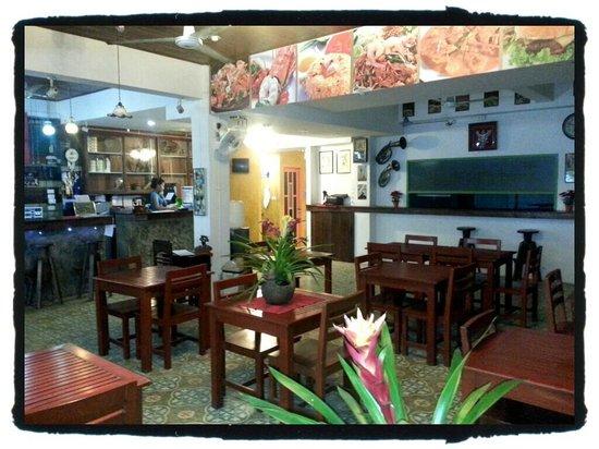 The Bangphu Inn : Foyeur