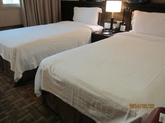 Fortune Hiya Hotel: 部屋