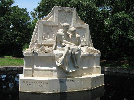 Brookgreen Gardens основатели парка