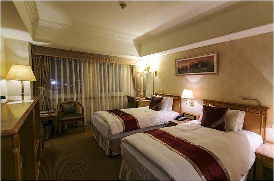 Cosmos Hotel Taipei: Twin Room
