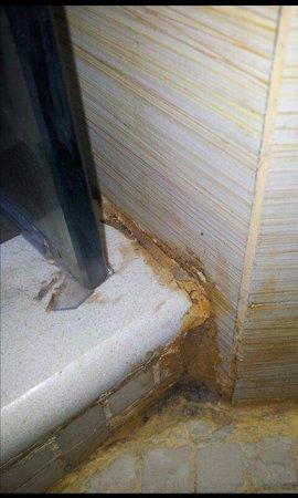 Hilton Ras Al Khaimah Resort & Spa : Yummy...our bathroom in 3126