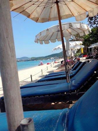 Peace Resort: les transats