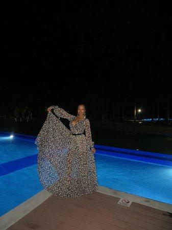 Hotel Riu Palace Peninsula: vip pool area