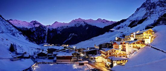 Hintertux, Austria: Hotel Berghof Crystal Spa & Sports