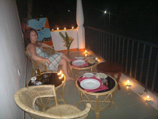 Villa Gaetano: Valentinstag