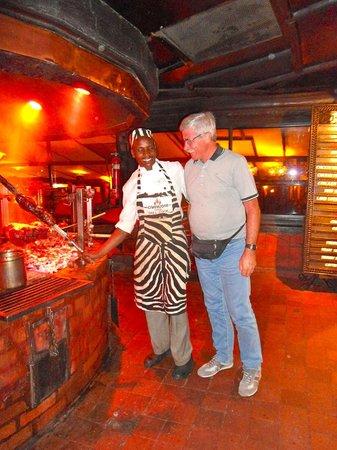 The Carnivore Restaurant : …come in un girone dantesco!