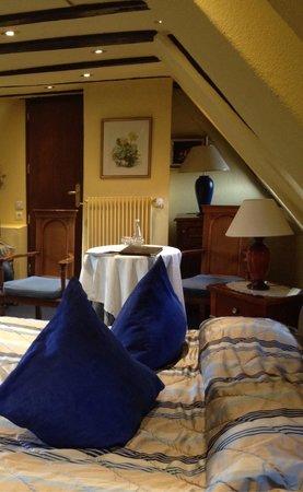 Hostellerie le Marechal : its Deluxe????