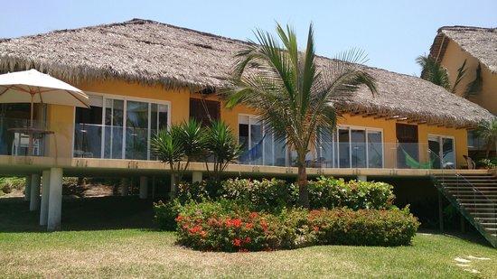 Tanusas Retreat & Spa: vista de la casa principal