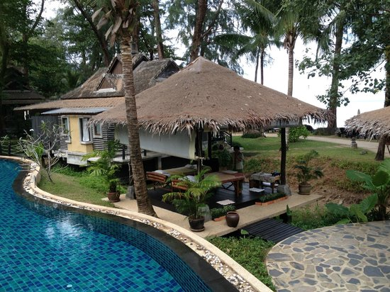 Moracea by Khao Lak Resort : Coin massage