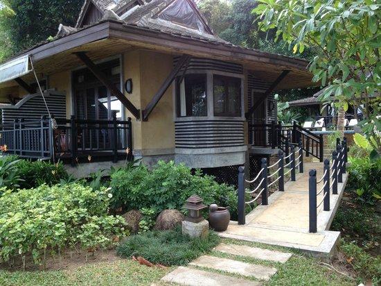 Moracea by Khao Lak Resort : Bungalow