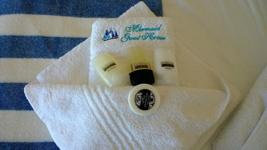 Mermaid Guest House : Toiletries