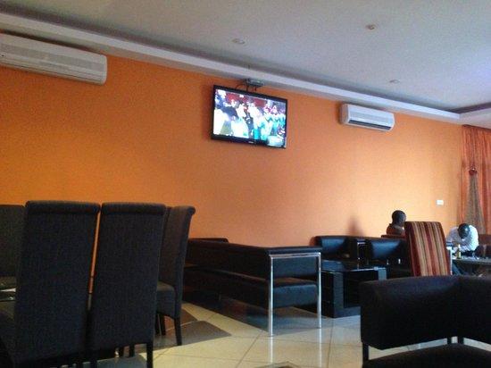 Joly Hotel : bar