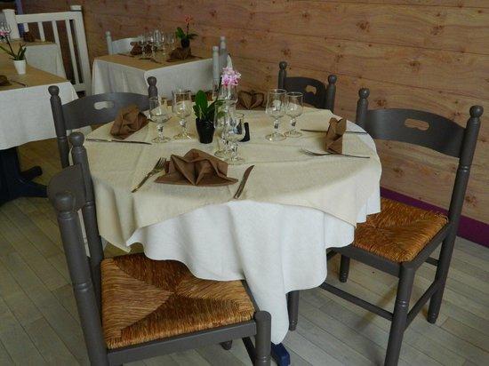 Le Gourman' dine : La salle