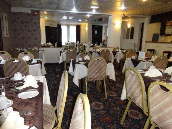Waverley Hotel: Restaurant