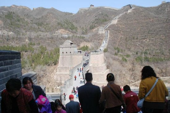 Juyong Pass of Great Wall: 居庸關長城