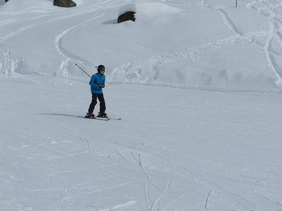 Breuil-Cervinia Ski Area: Cervinia Slopes