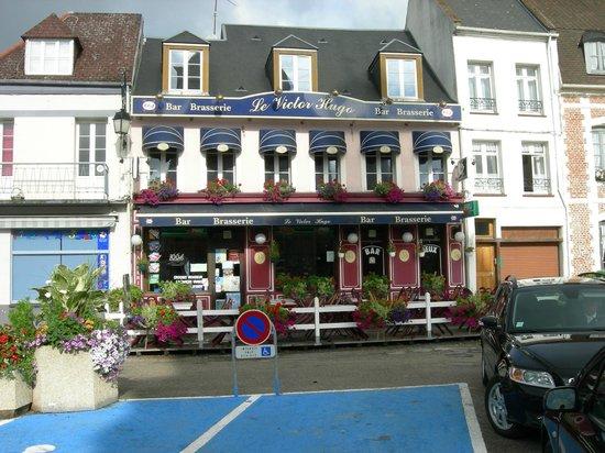 Bar le victor hugo photo de le victor hugo montreuil sur mer tripadvisor - Le patio restaurant montreuil sur mer ...