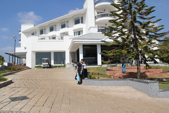 Ooty - Fern Hill, A Sterling Holidays Resort: While entering the resort