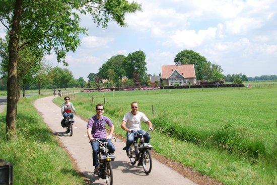 Actief Twente: Solextocht door Twente