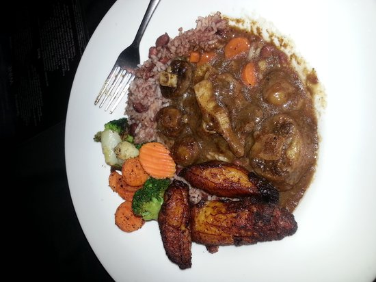 Metro Fuxon: $18 Chef Special Oxtail.  I received 2 oxtail  WTH