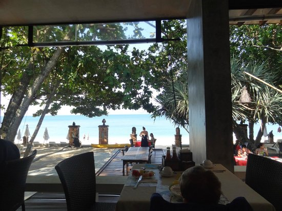 Lanta Sand Resort and Spa: Salle à manger