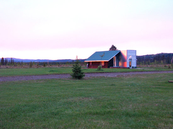 Norton North Ranch Cottages: The Old Logbarn