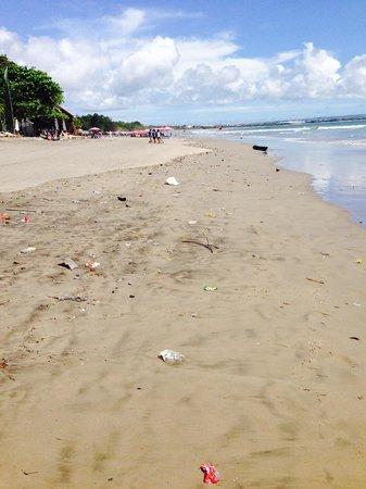 Double Six Beach: Nachmittags am Strand
