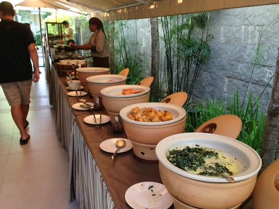 Rest Detail Hotel Hua Hin: บุฟเฟ่อาหาร แสนอิ่ม
